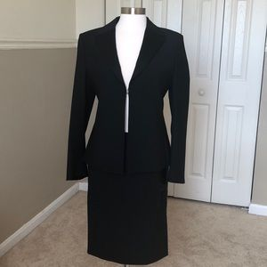 Versace Couture Black skirt suit *price firm*